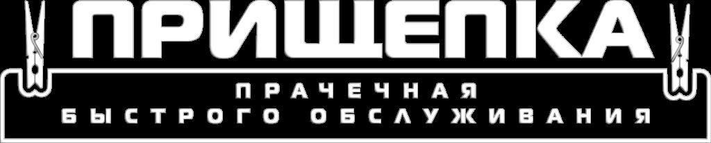"""Логотип прачечной """"Прищепка"""""""